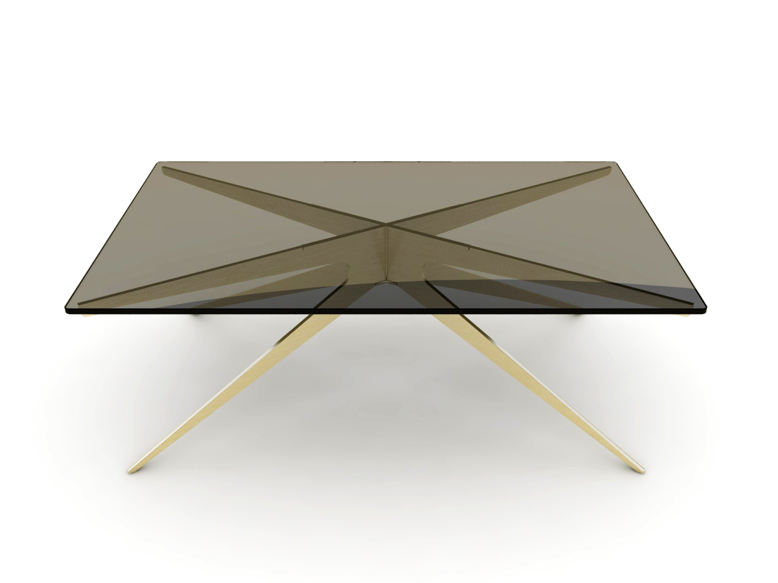 DEAN Rectangular Coffee Table - Brass: Bronzed.jpg
