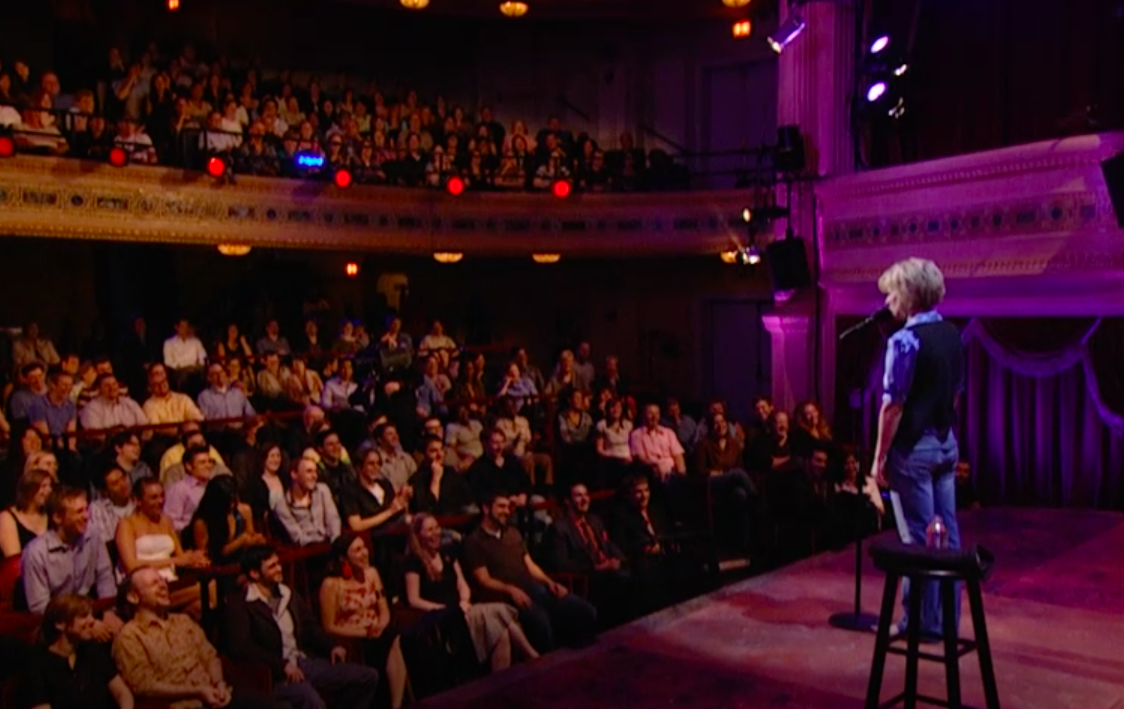 Comedy Central Presents Maria Bamford - Maria explains why she'd like someone to come in and help her with problems, which include hope paralysis and anxiety gremlins.