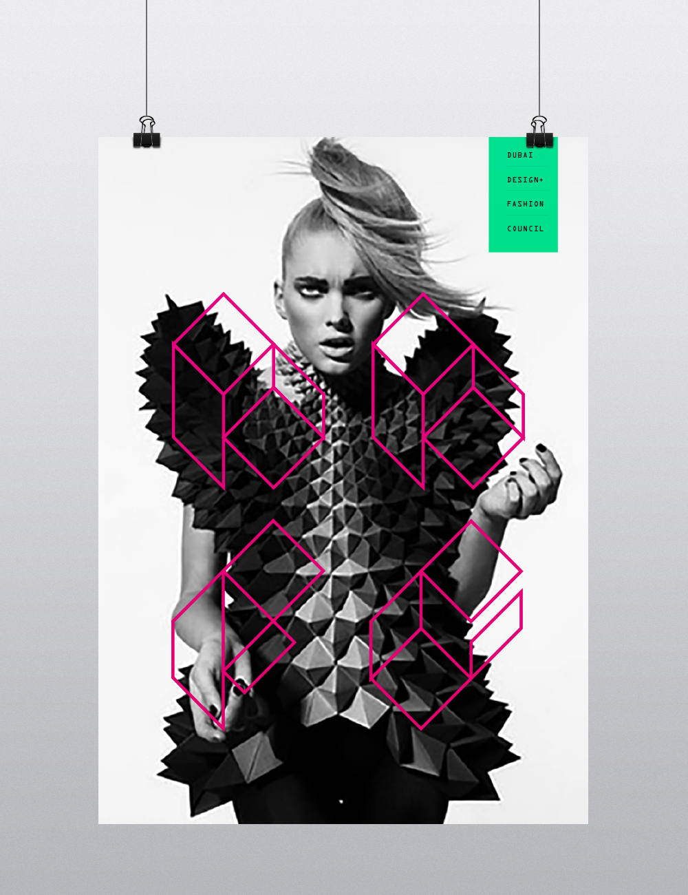 Dubai Design Fashion Council Andy Trantham