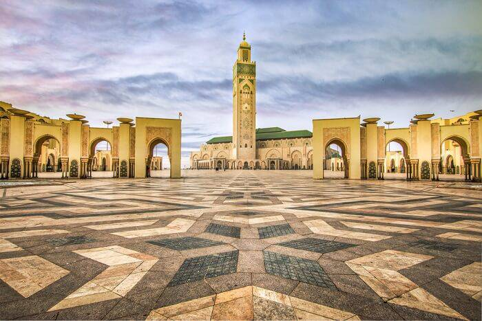 "Day 1 - October 18th(Oct 17th to spend one night in Casablanca prior to tour start)Overnight FlightOn a captivating adventure through a land of centuries-old culture and customs, discover the ""Land of Sunset"" and ""Gateway to Africa"" – the place they call Morocco."