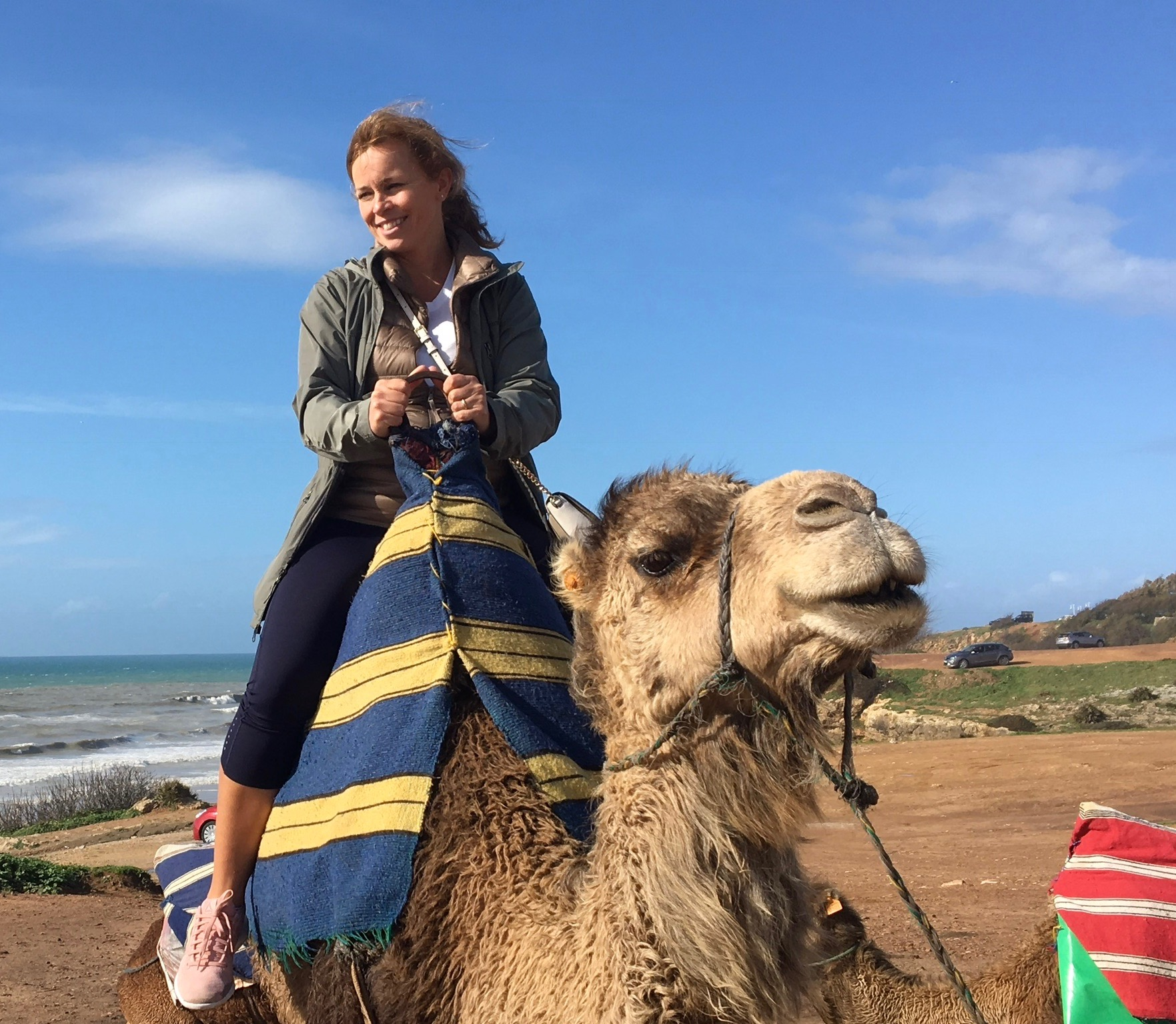 About Denise… - I am so excited to host you on this journey to Morocco! It is a country that took my breath away, I found it simply incredible and beautiful. I am thrilled to bring together a group of like-minded female travellers to create this trip of a lifetime and create lasting memories and friendships.