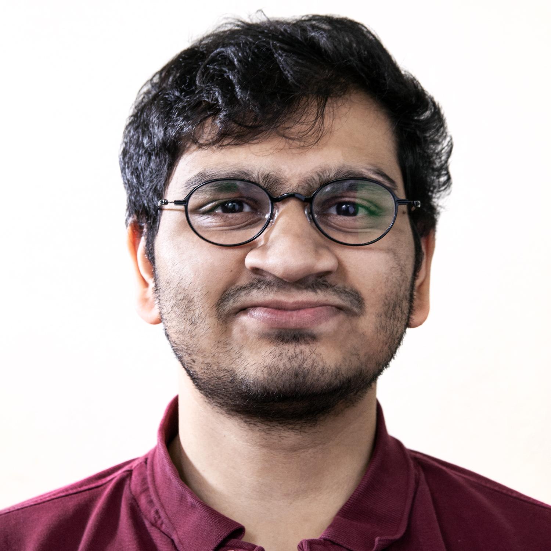 Nikhil Javeri - Research Engineer