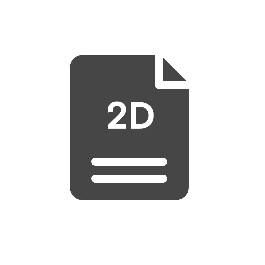 2D CAD Symbols