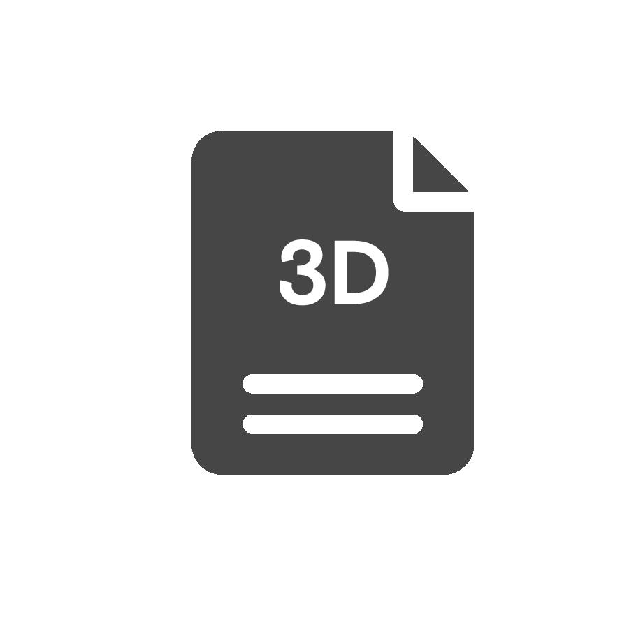 3D CAD Symbols