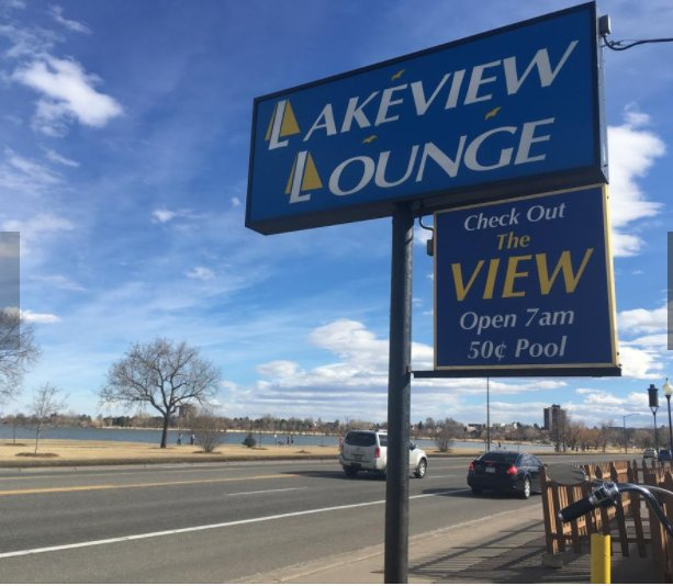 Lakeview Lounge