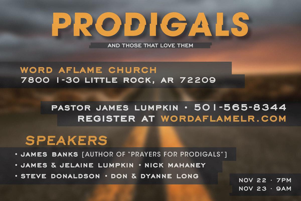 Prodigal Conference