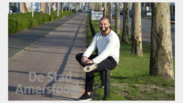 Abdel Ziamari | Foto door Rinus van Denderen