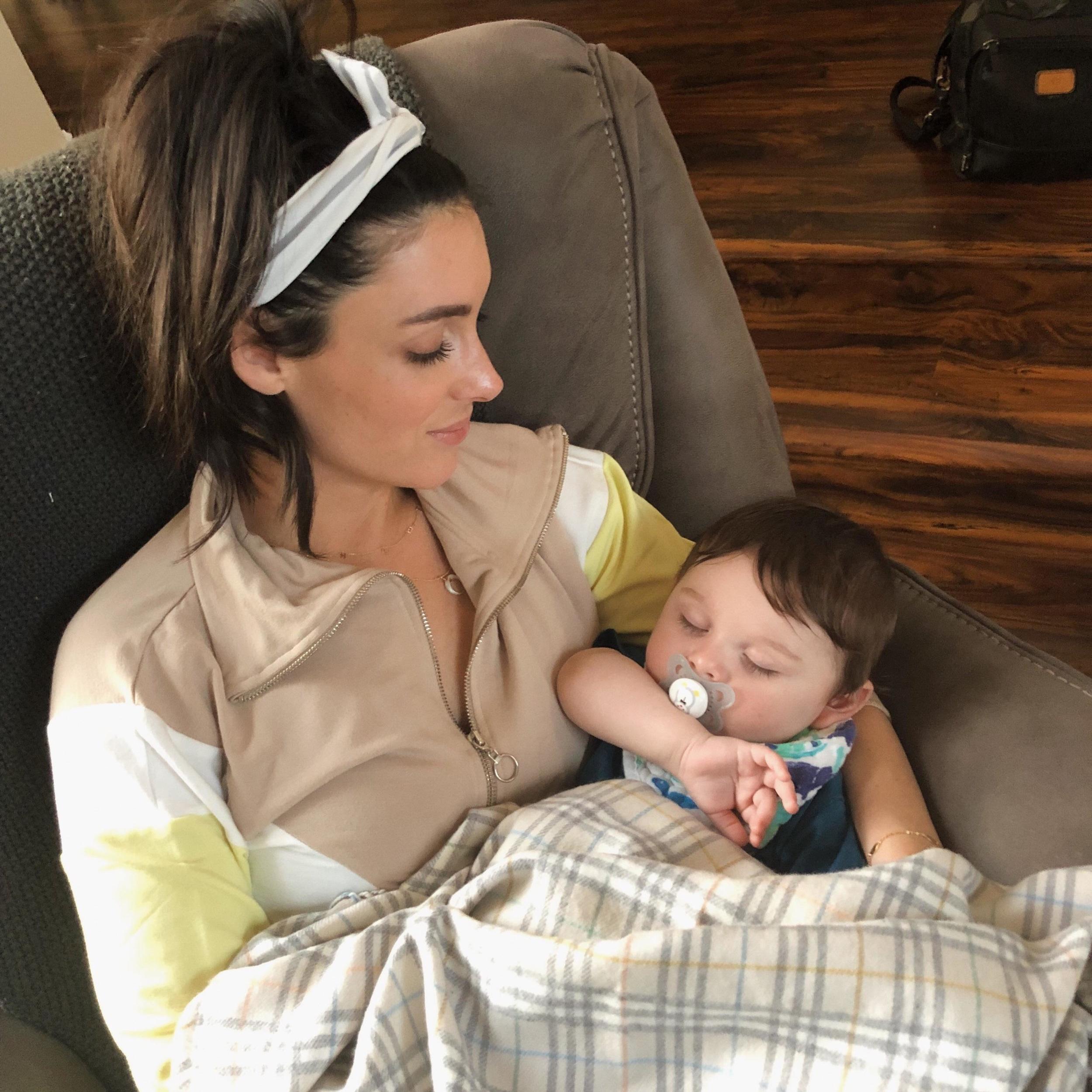 Melijoe Burberry Baby Blanket