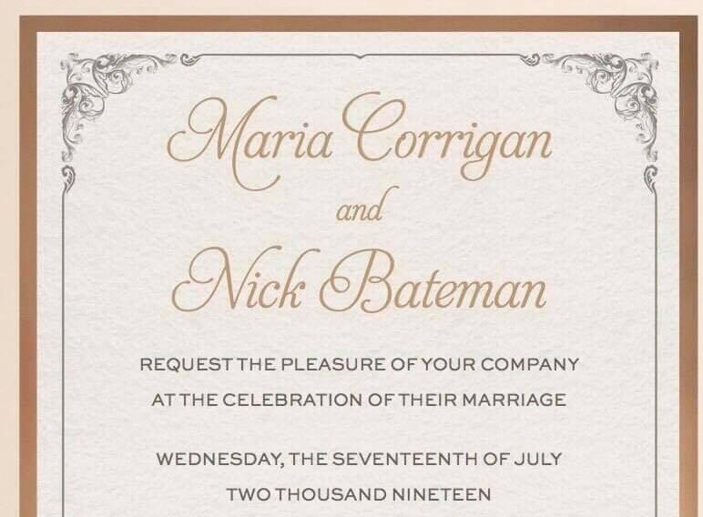 Occasion To Celebrate Invitation