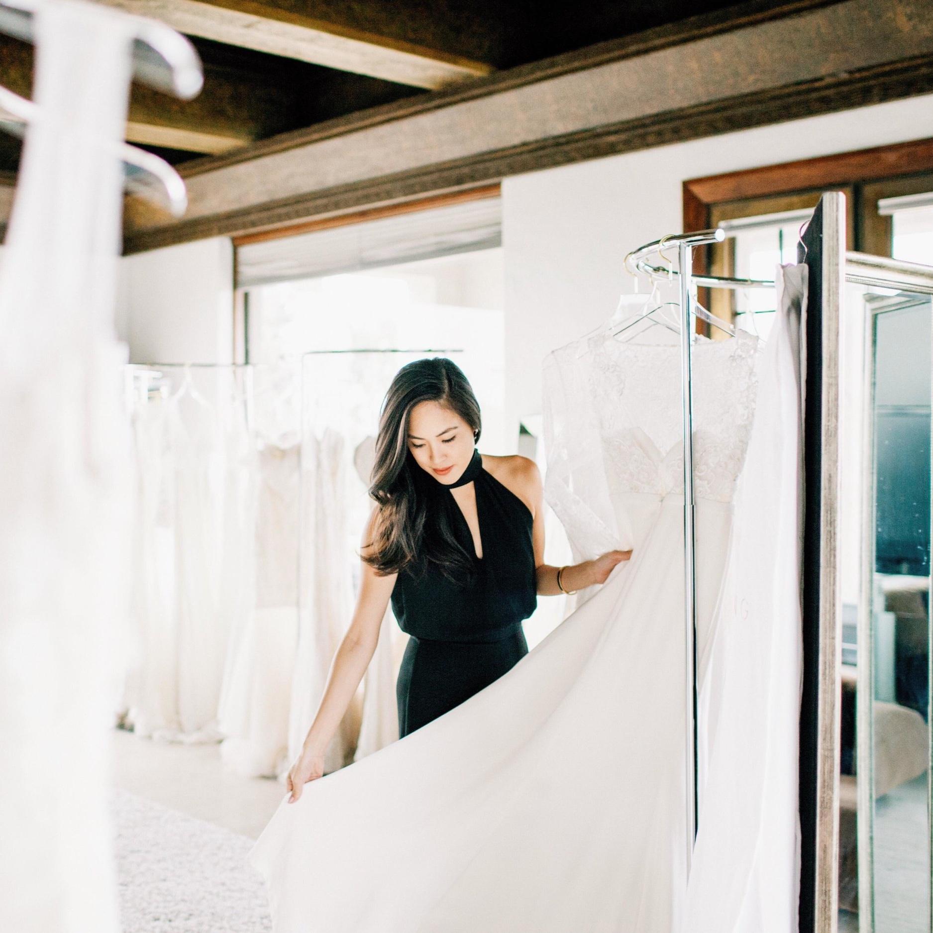 Trish Peng Bridal Couture Wedding Dresses