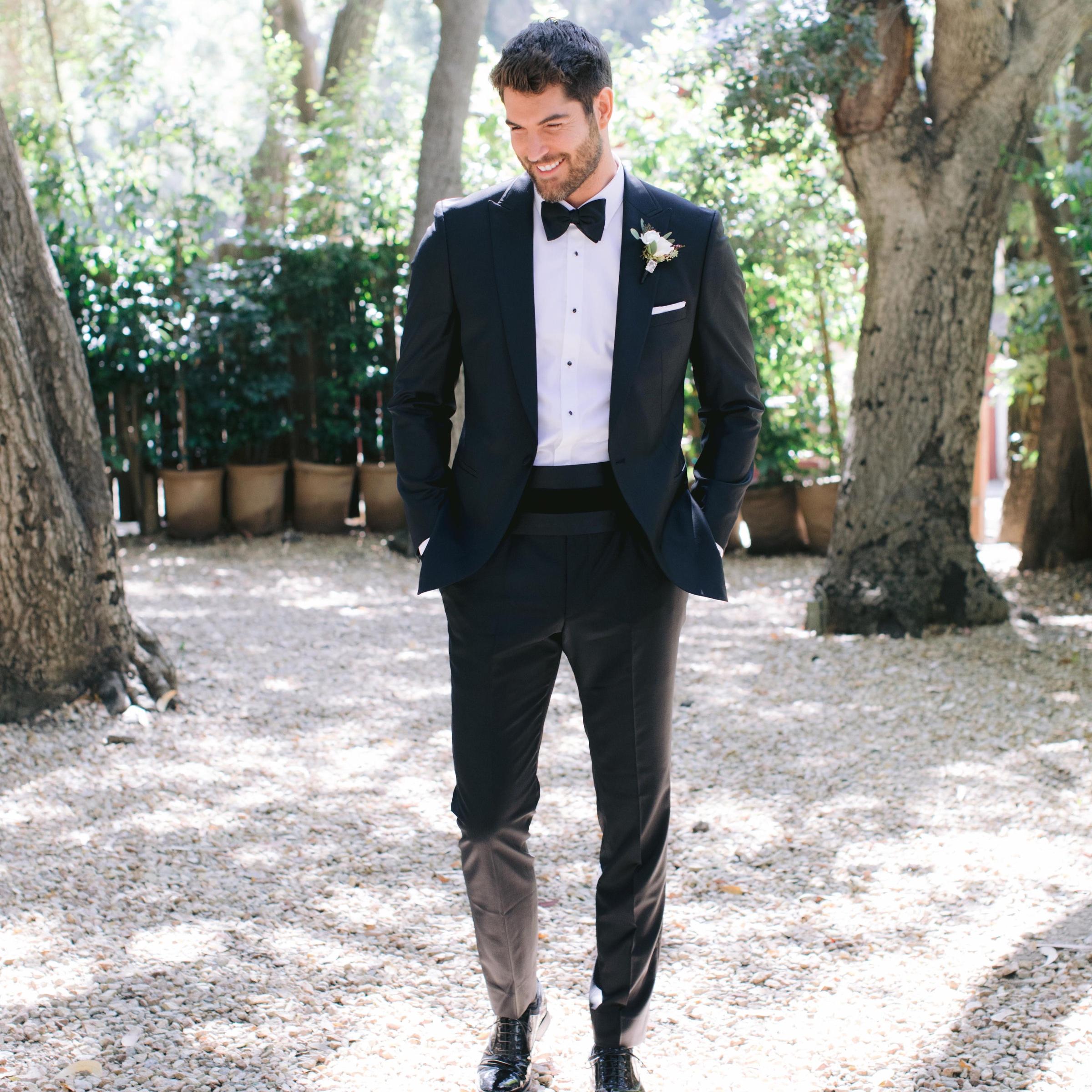 Suit:  Hussein Dalla