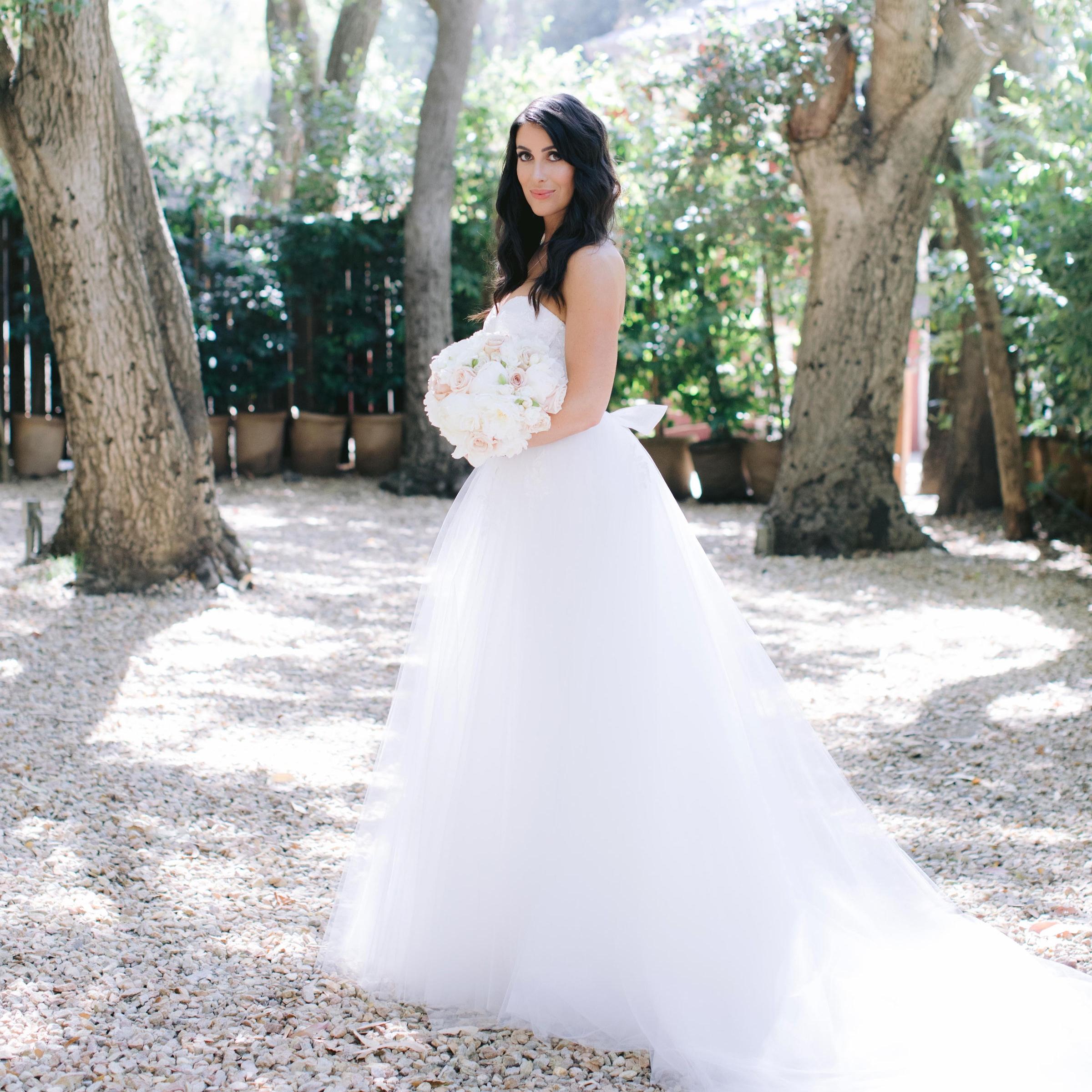 Dress:  Trish Peng