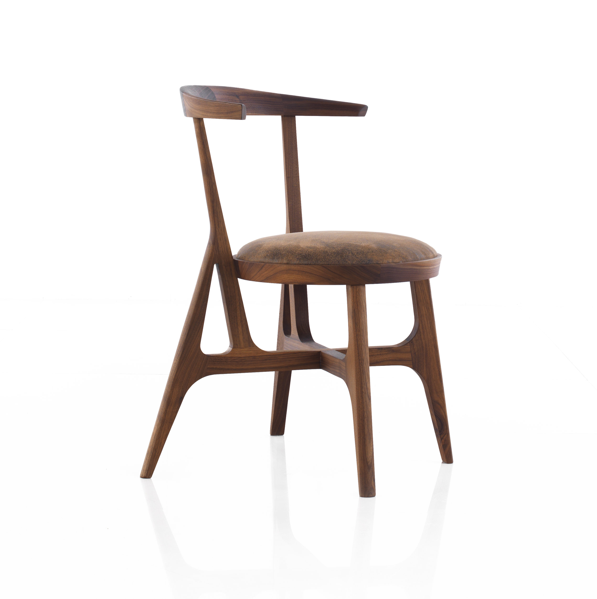 Agrippa - Hendrix Chair (NOTE: THIS IMAGE IS NOT ACTUAL SALE ITEM)