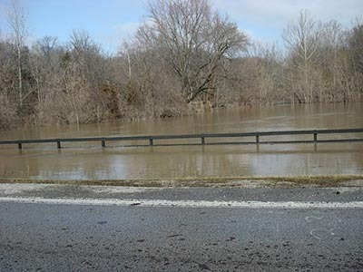 Flooding is an ongoing issue in the Mud Creek Valley