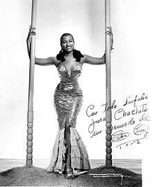 Our patron saint - Celia Cruz