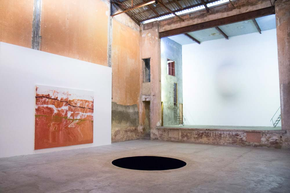 For the best of international art in Havana, head to Galeria Continua