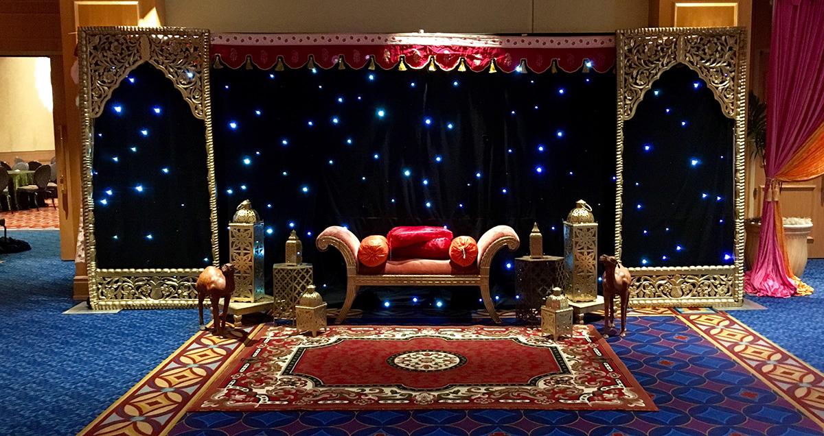 drape decor