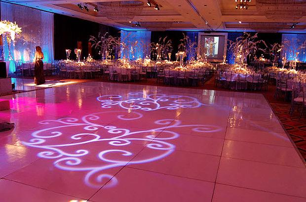 event design lighting
