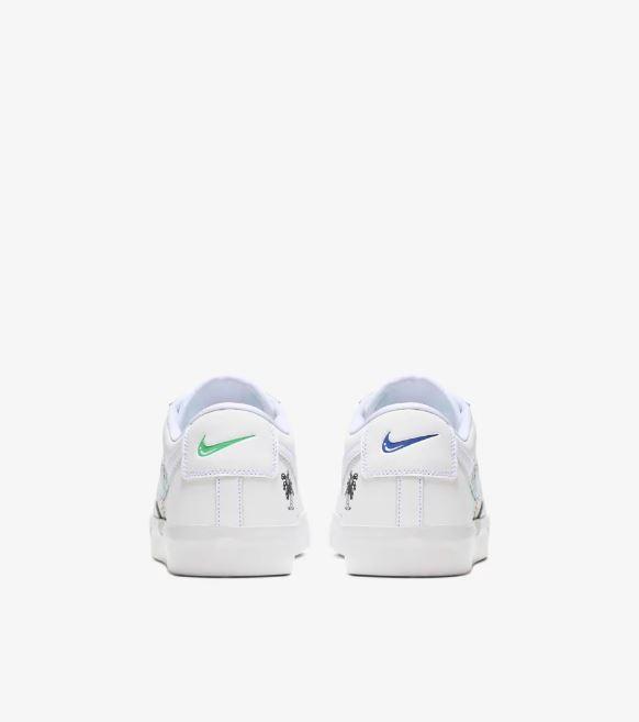 Nike Air Force 1 Flyleather Steve Harrington Earth Day 2019