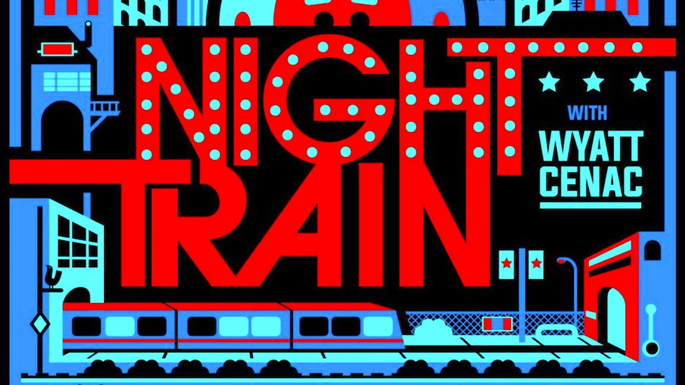 Night Train with Wyatt Cenac (Season 2 - 2017) — Post Supervisor - STARZ
