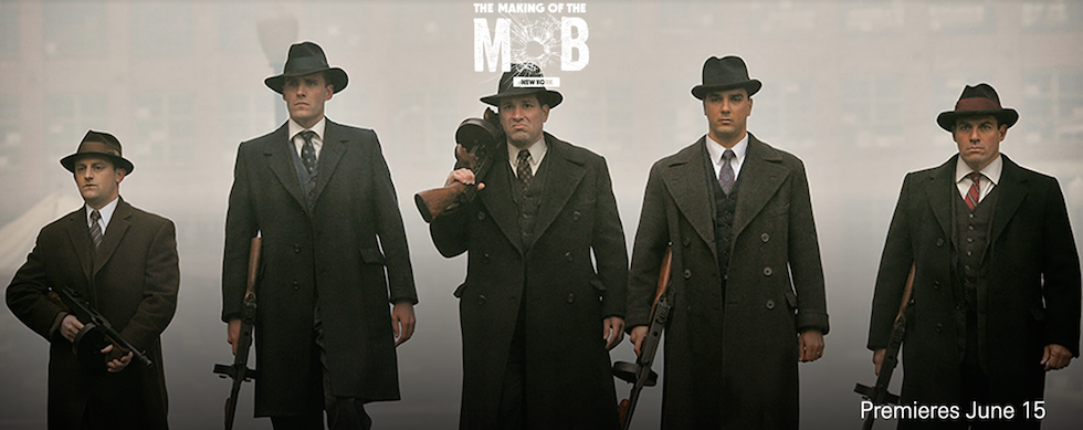 Making of the Mob: New York (2015) - Writer/Post Producer - AMC