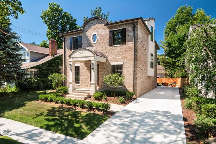 580 W. Frank, Birmingham - $1,670,000