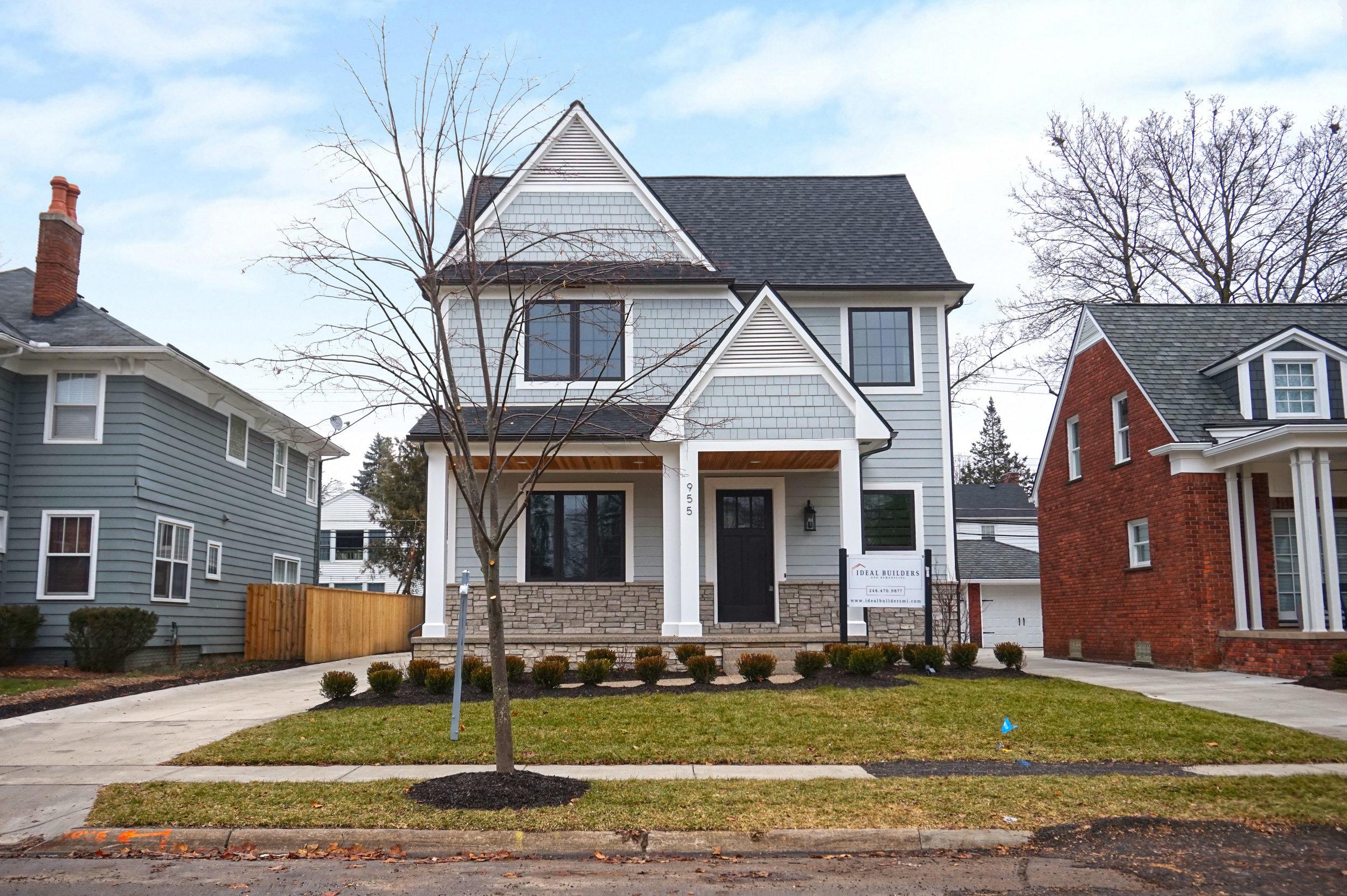 955 S. Bates, Birmingham - $1,450,000