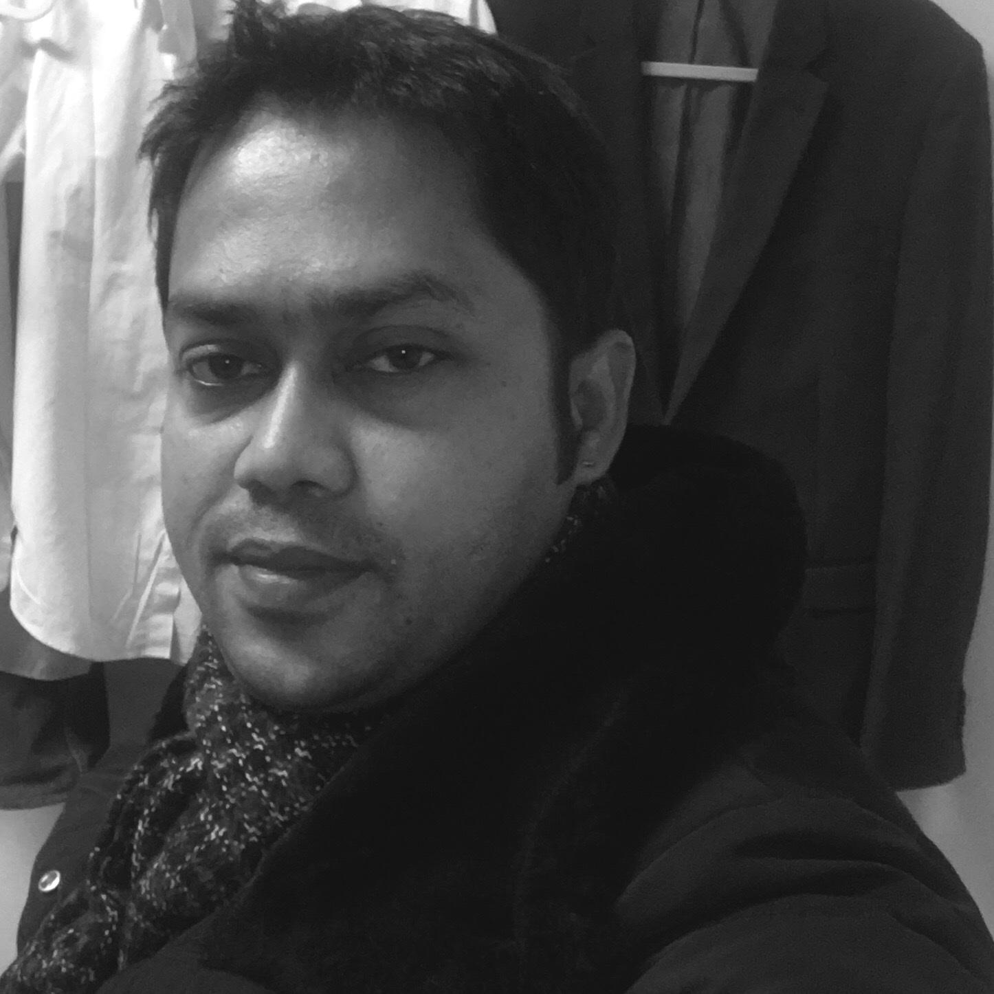 Shantanu Roy ~ Filmmaker / Editor