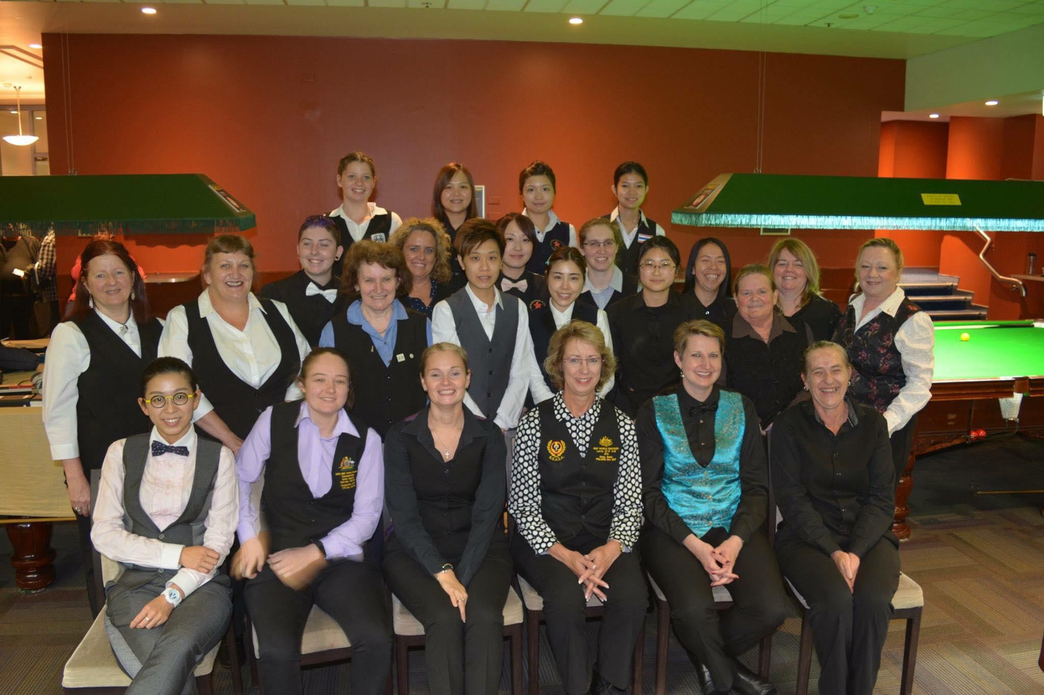2018 Australian Open Snooker