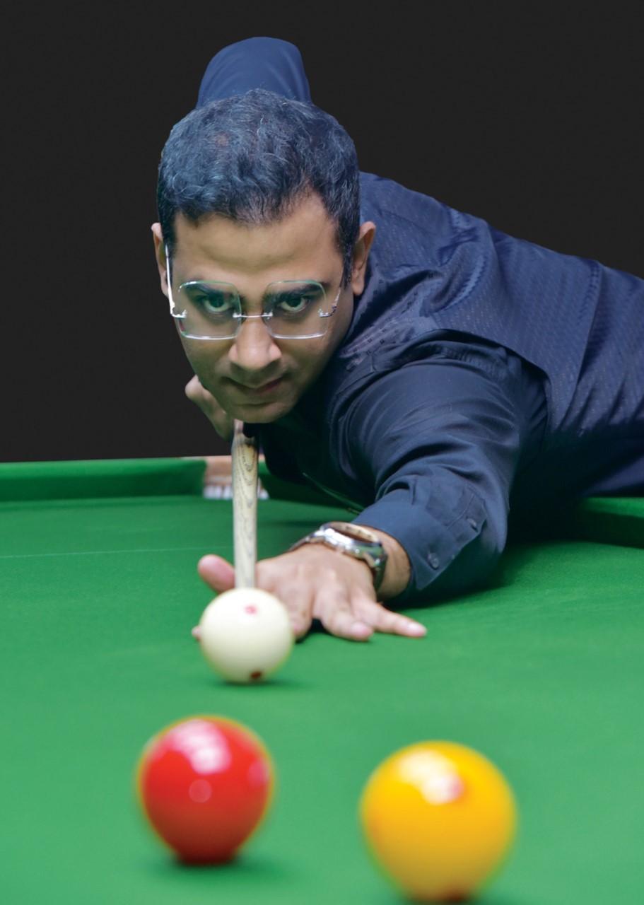 2018 World Champion Sourav Kothari