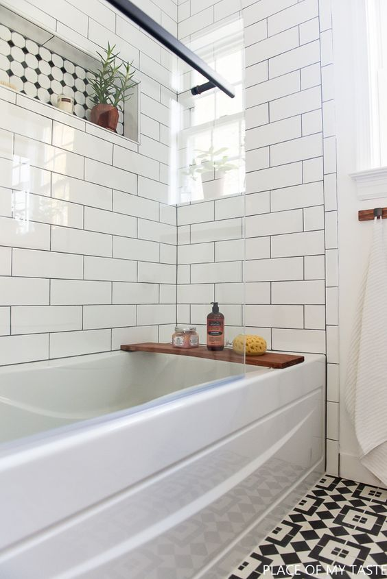 Why You Can T Go Wrong With Classic Subway Tile Toni