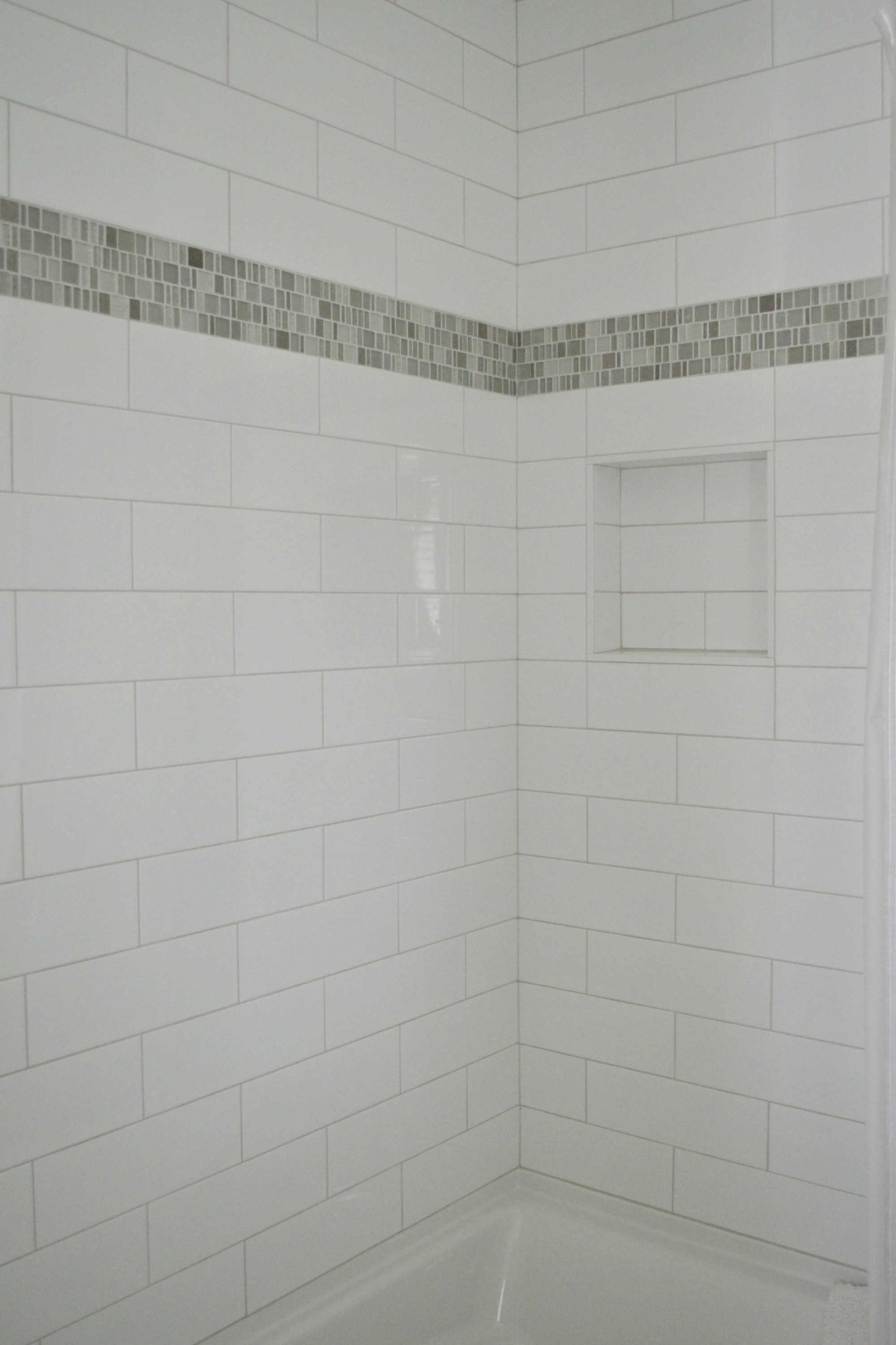 Try not to go over three different tiles in one room it gets too busy.