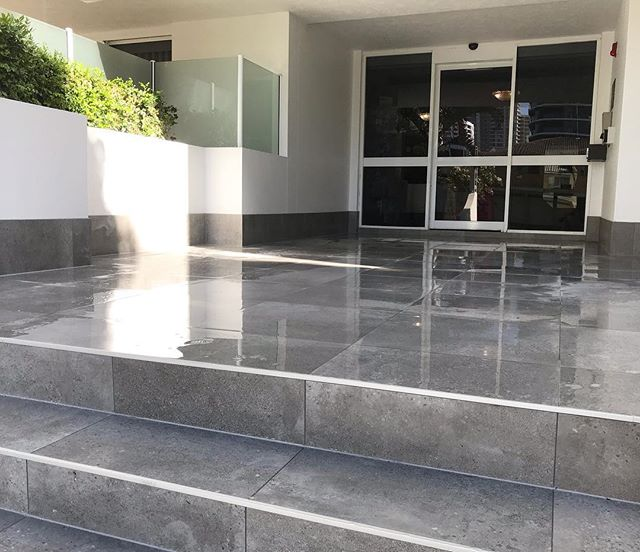 Another job completed!  This client had major puddling from a previous Tiler's mistakes. We took on the job and rectified the issue. • • • • #truevisiontiling #vision #tiling #renovation #instawork #work #business #energy #construction #project  #GoldCoast #instart #productivity #smallbusiness #makeithappen #businessowner  #craft #satisfying #perfection #quality #home #beforeandafter #visionboard #moodboard #bathroom #bathroomdesign #instadaily #instalike