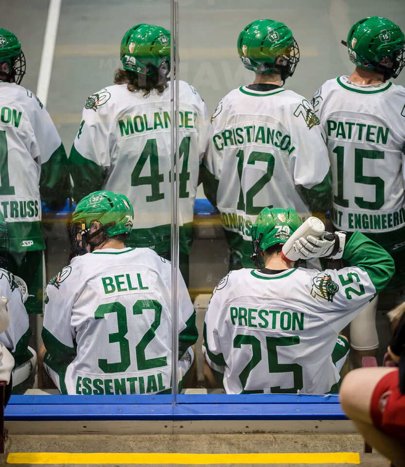 Photo: Victoria Shamrocks