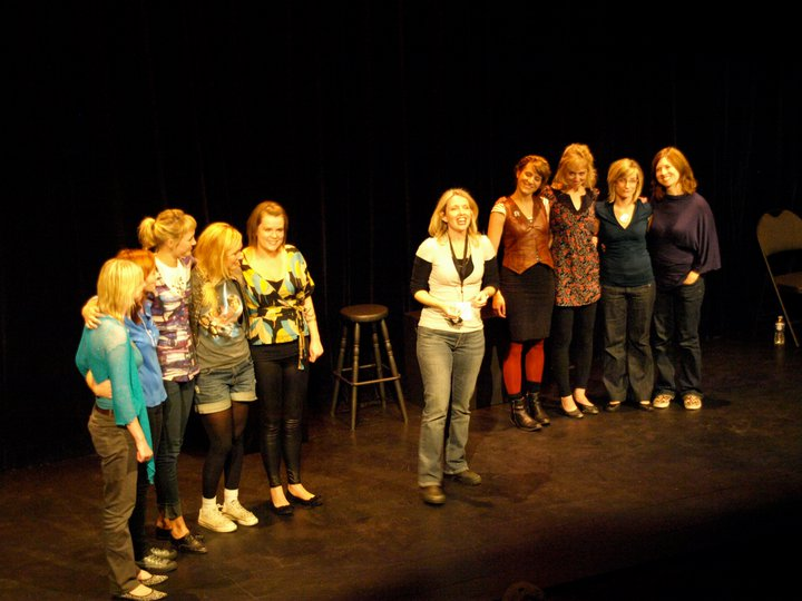 CIIF 2010 Women In Impro speak in one2.jpg