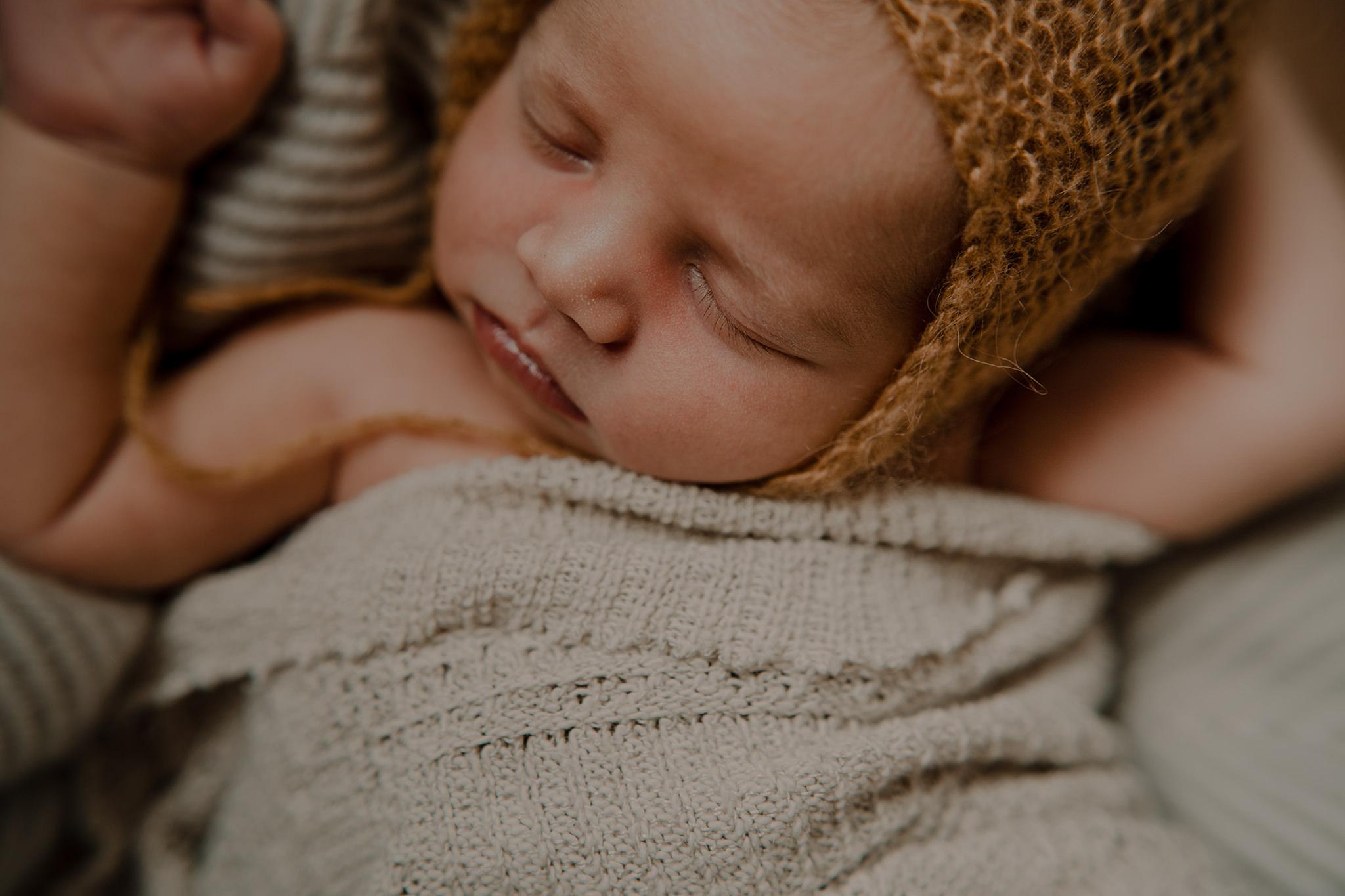 Louis - newborn session