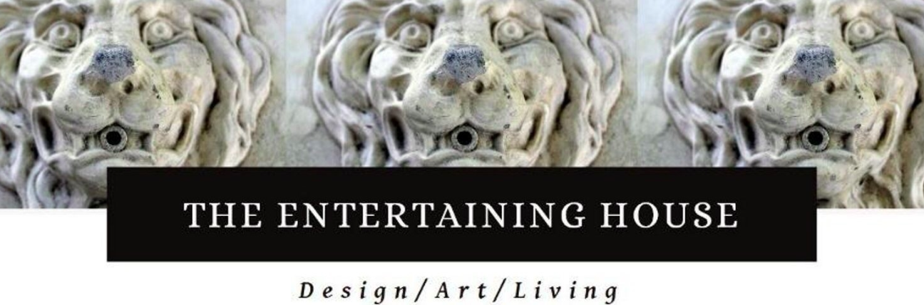 The Entertaining House,  The lifestyle blog where it all began!