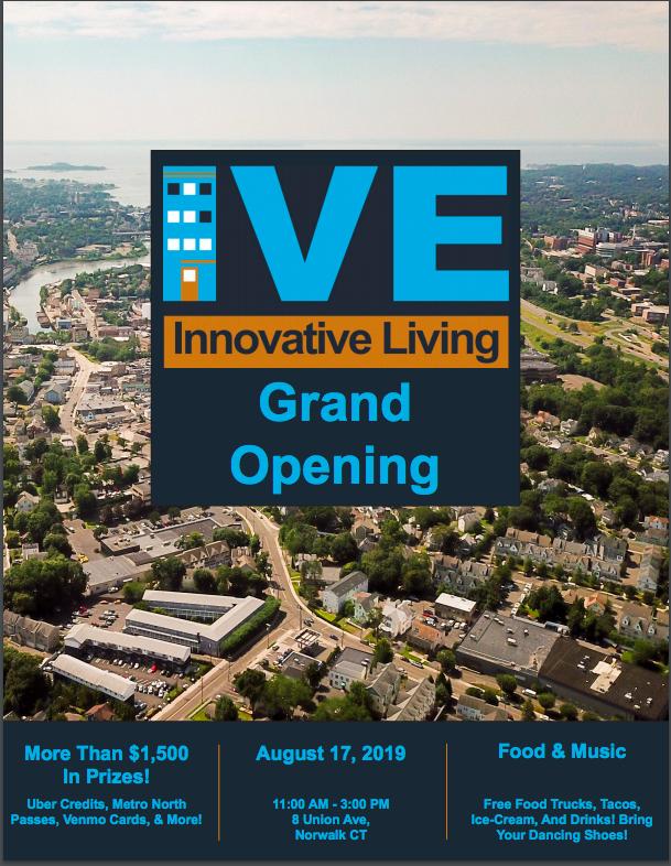 LivingIve grand opening