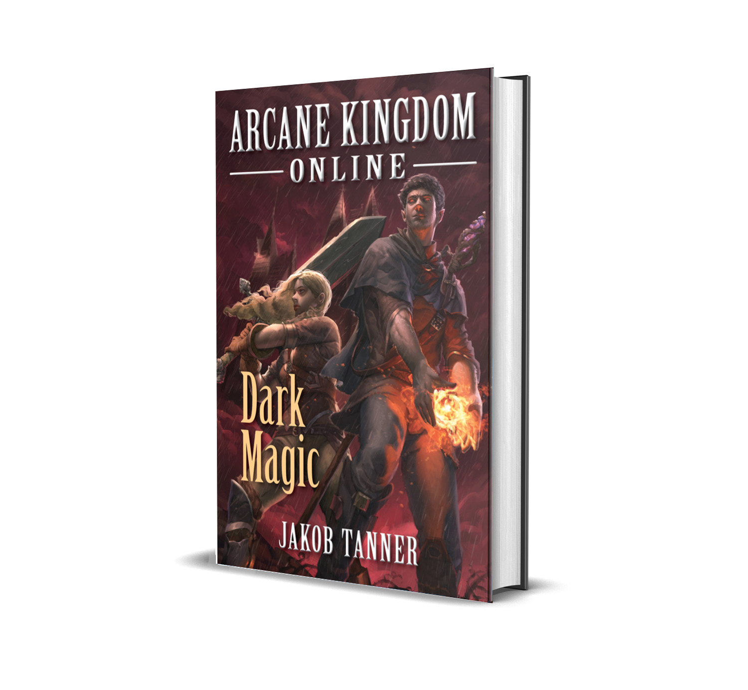 Arcane Kingdom Online: Dark Magic - Nowhere is safe: online or off.The ZERO virus continues its spread across the globe. For Clay Hopewell and his friends this spells more danger than ever before.Your next quest starts now.
