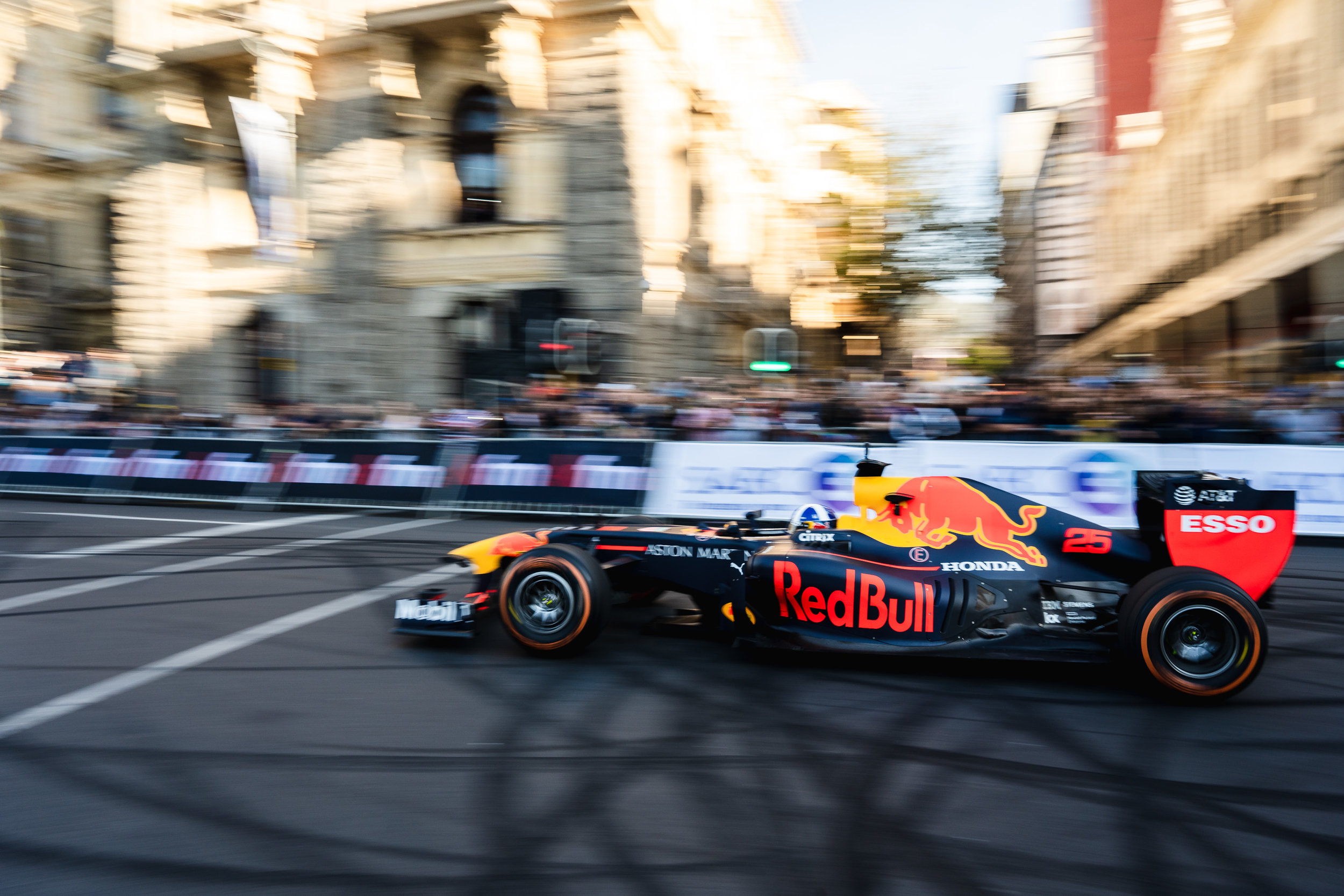 Red Bull Cape Town Circuit -