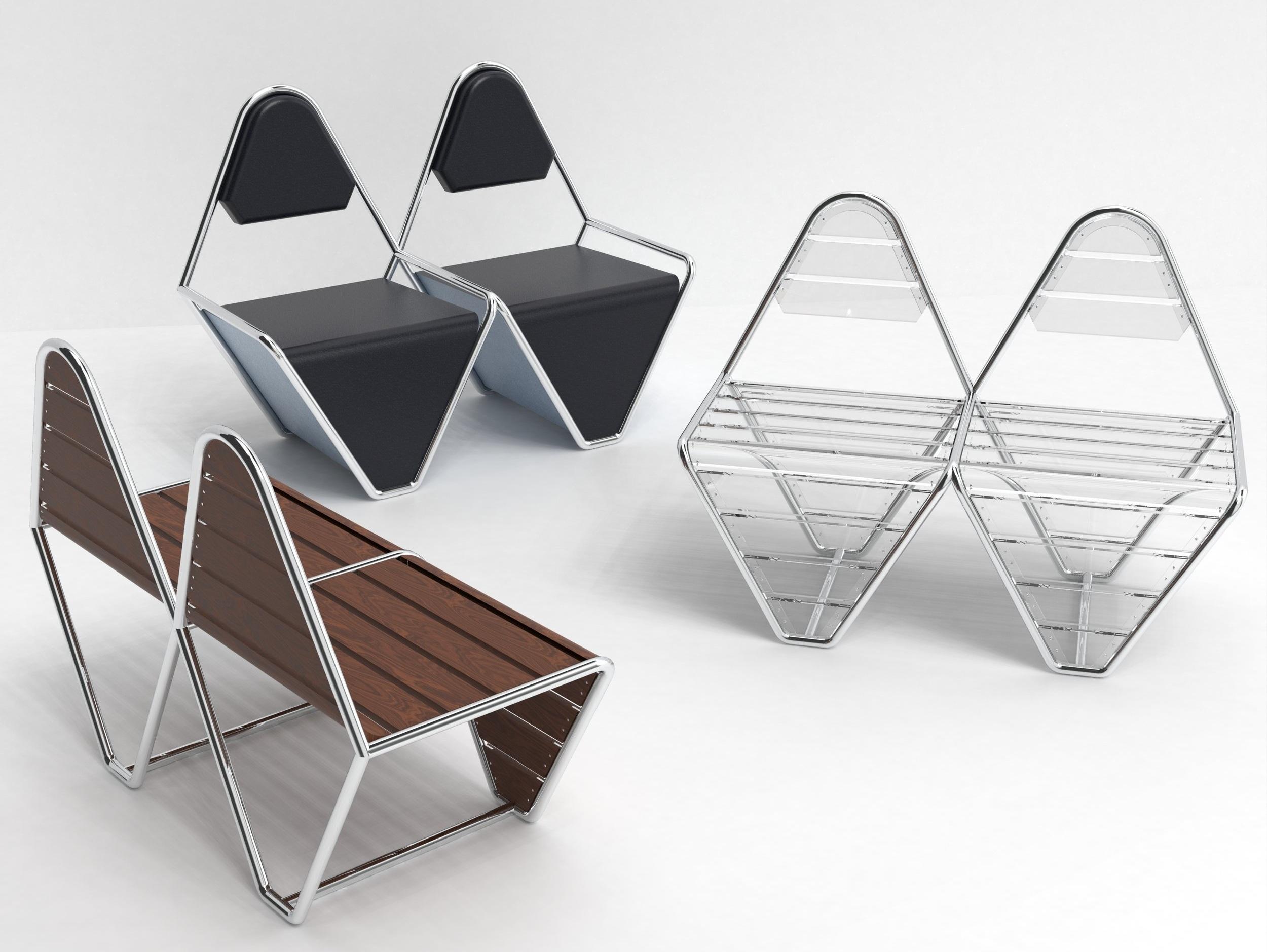 Armonia Structure Design - Furniture Collection