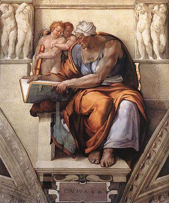 Michelangelo:  Cumana