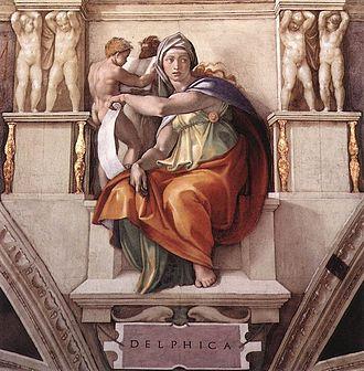 Michelangelo: Delphica
