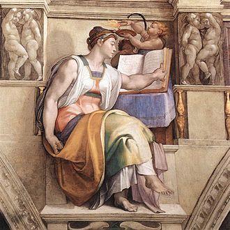 Michelangelo: Erythraea
