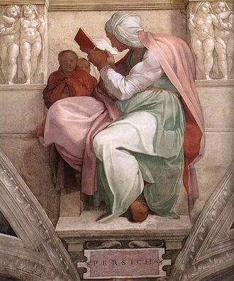 Michelangelo: Persica