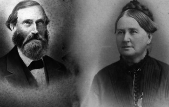 John and Eliza Bellamy … Courtesy of Bellamy Mansion Museum of History and Design Arts