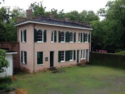 Slave quarter after restoration … Courtesy of Bellamy Mansion Museum of History and Design Arts