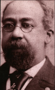 W.B. Gould, a known slave at Bellamy … Courtesy of Bellamy Mansion Museum of History and Design Arts