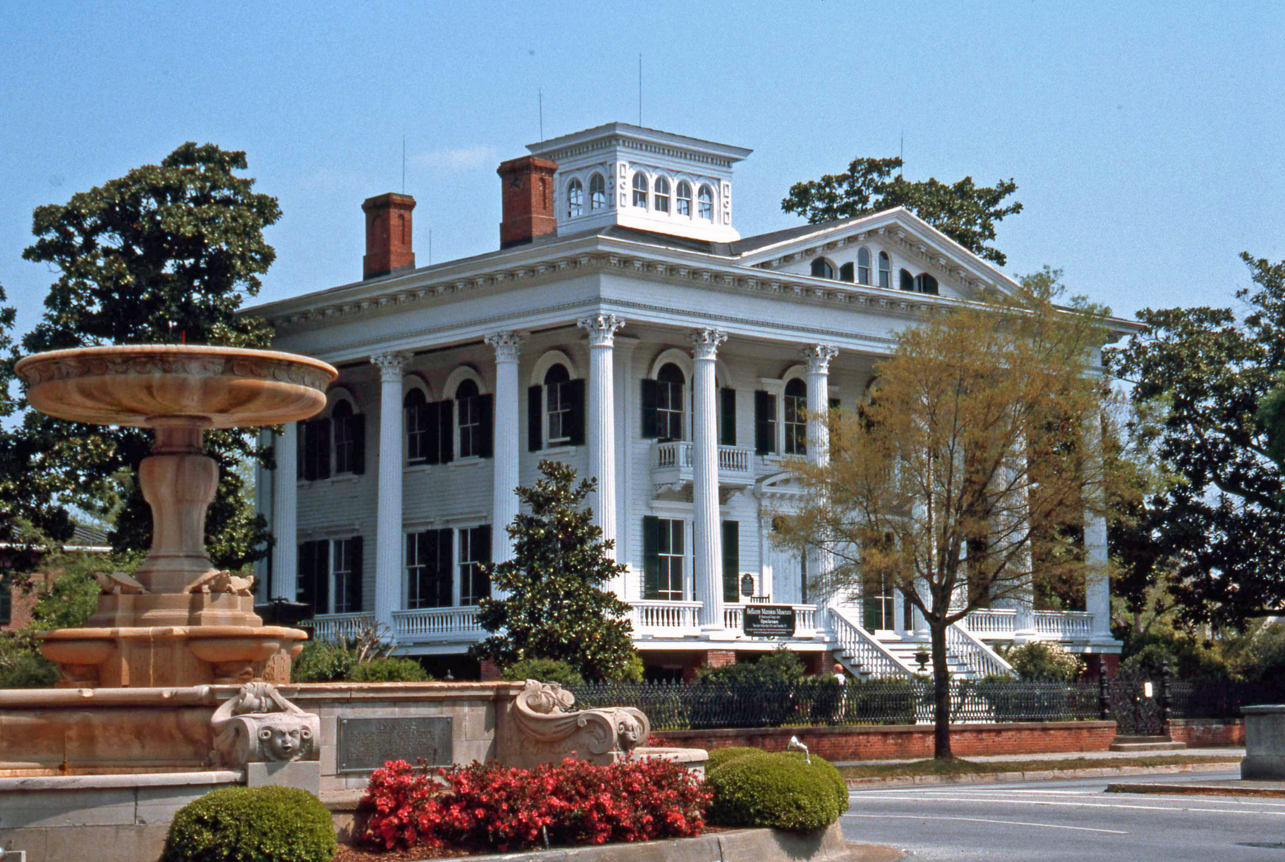 Bellamy Mansion today … Courtesy of Bellamy Mansion Museum of History and Design Arts
