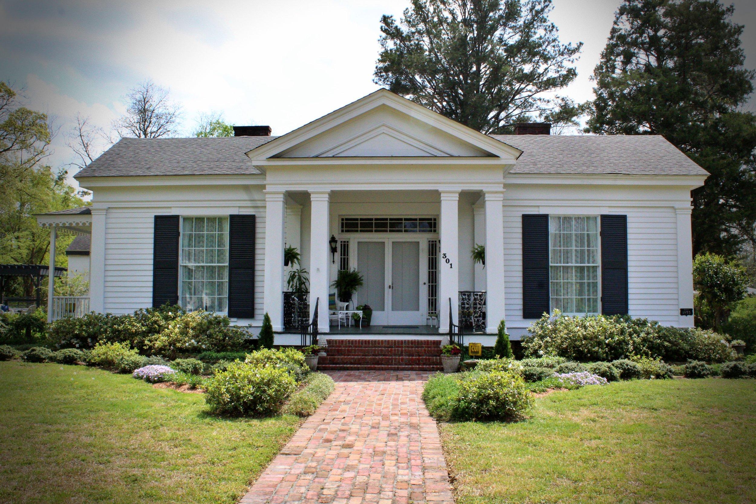 Dunlee, Aberdeen, Mississippi, 1853